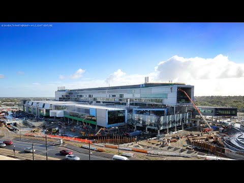 Delivering New Royal Adelaide Hospital with BIM   The B1M
