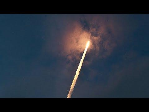 Ariane 5 launch on April 5, 2018 (VA242)