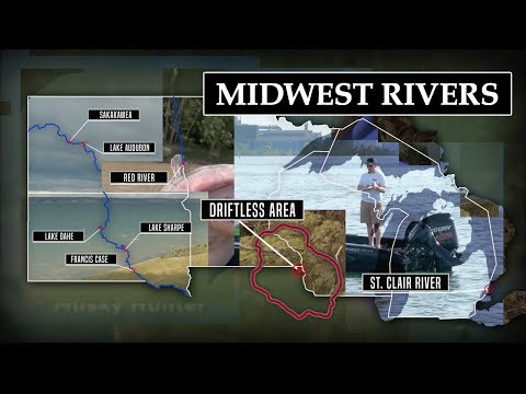 4 Killer River Bites Here in the Midwest