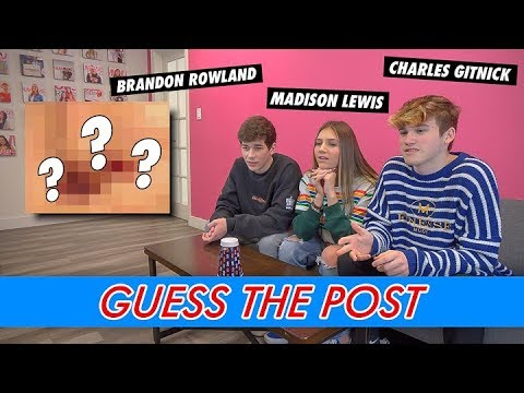 Download Brandon Rowland, Madison Lewis & Charles Gitnick - Guess The Post