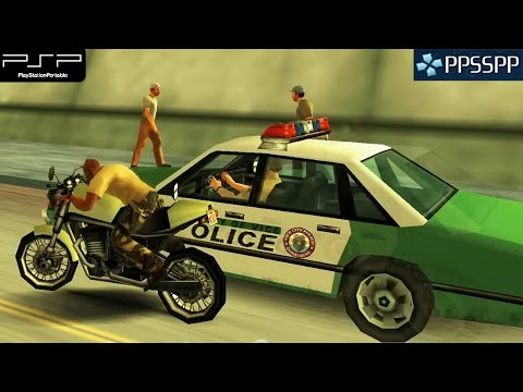 Grand Theft Auto: Vice City Stories - PSP Gameplay 1080p (PPSSPP)