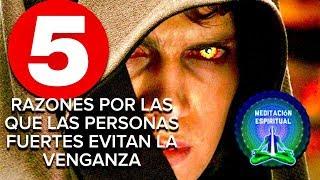 Download 5 RAZONES POR LAS QUE LAS PERSONAS FUERTES EVITAN LA VENGANZA!! MP3 song and Music Video