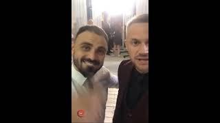 Давид Анташвили в прямом эфире 12.08.2018. Свадьба Вити и Тани.