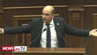 «Բարի գալուստ լուսավոր Հայաստան». Մարուքյանը՝ Սերժ Սարգսյանին