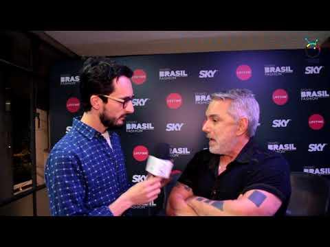 Desafio Brasil Fashion - Entrevista com Lino Villaventura