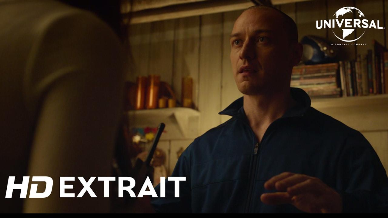 """Split / Extrait """"Talkie-Walkie"""" VF [Au cinéma le 22 Février 2017]"""