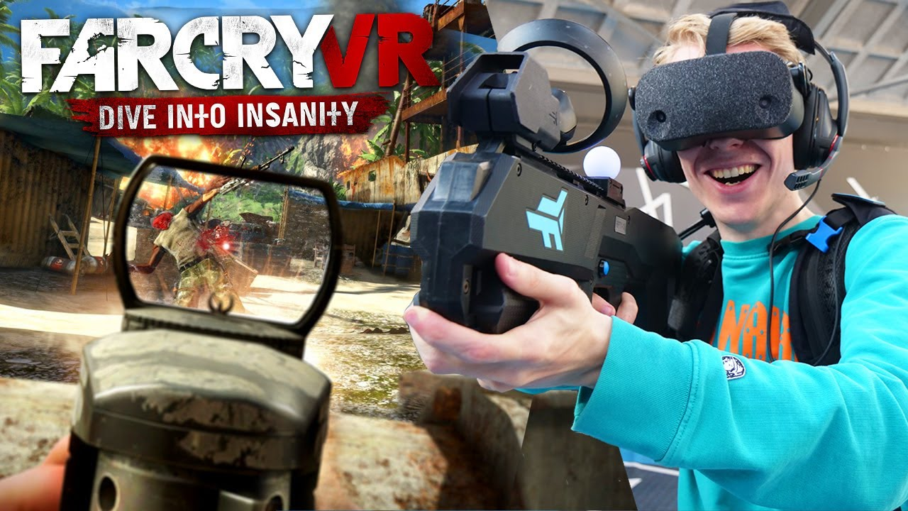 I Played Far Cry VR And It Was A BLAST!