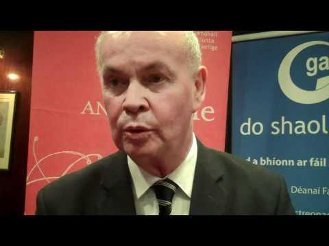 Pat Carey TD - Fianna Fáil