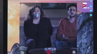 """مسلسل نوايا بريئة ـ لحظة إطلاق النار على """"مريم"""" وإنهيار """"إسماعيل"""""""