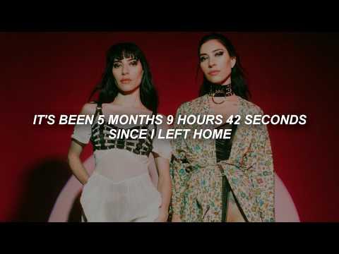 The Veronicas- Think Of Me (lyrics)