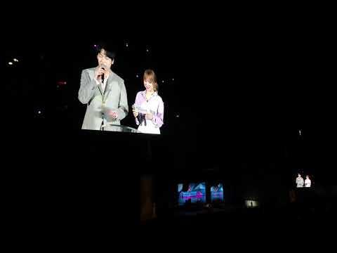 Rain 1st song at Korea Times 16th Annual Music Festival