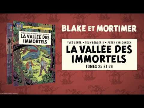 bande annonce de l'album La Vallée des Immortels T.2/2