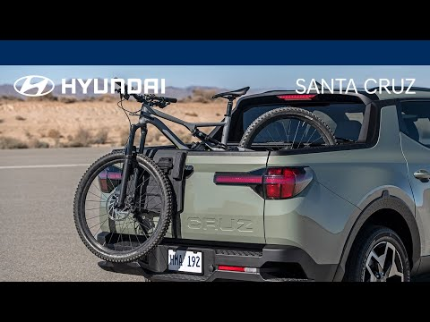 Hyundai Releases Santa Cruz World Premiere Highlight Video...