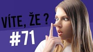 #71 ● VÍTE, ŽE...?
