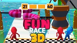 Fun Race 3D Level 21-40 Walkthrough