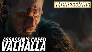 Assassin's Creed Valhalla Gameplay & Impressions | Kotaku