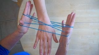 Hand Trap: String Trick Tutorial. Super Easy!