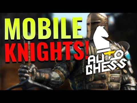 AUTO CHESS MOBILE ► KNIGHTS