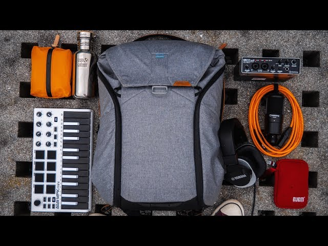 Best Backpack For Music Producers How