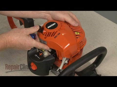 Recoil Starter Assembly - Echo Hedge Trimmer
