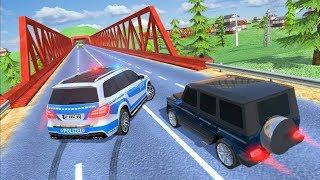 Позашляховий автомобіль поліції де #автомобіль гонки ігри безкоштовно грати #автомобільний відео ігри для дітей #ігри для дітей