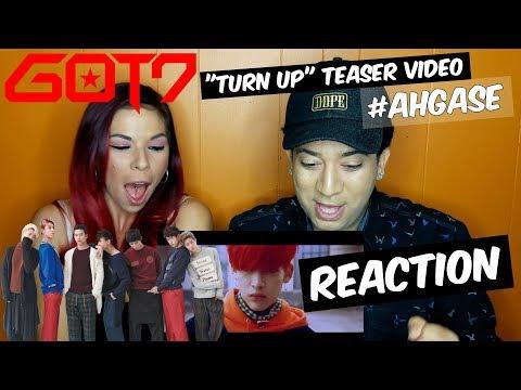 """got7-""""turn-up""""-teaser-video-reaction-#igot7"""