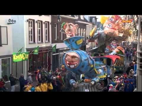 Grote Optocht Ut Kielegat (Breda) - Maandag 2015 (Deel 2/6)