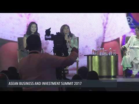 ASEAN BIS 2017: Unleashing Women Economic Power and Human Capital Development