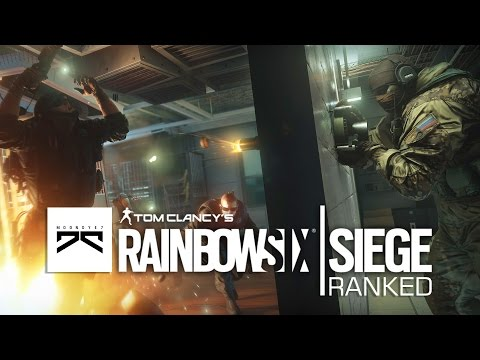 » RAINBOW SIX:SIEGE « - Castle Crashers! Harte Runde.. - [60FPS]