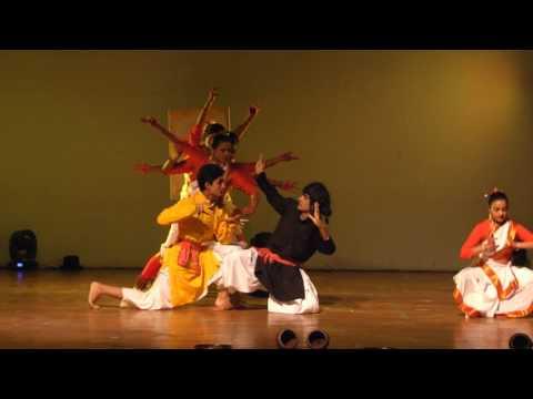 Shri Ram School dance team competes at Arena 2016