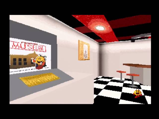 Namco Museum Vol. 1: Lobby