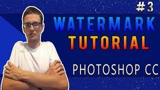 Photoshop CC Filigran Oluşturma [2018]