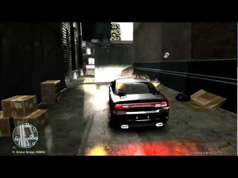 GTA 4 NEW 2012 *UNMARKED* DODGE CHARGER POLICE CAR