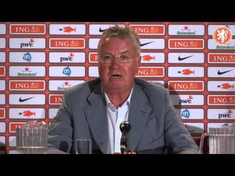 Guus Hiddink  'Trots dat ik hier mag zitten' 1080p
