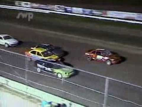 Cylinder Stock Car Race Youtube