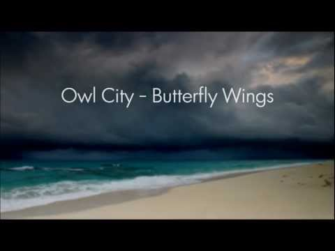 Owl City - Butterfly Wings [HD Lyrics + Description]