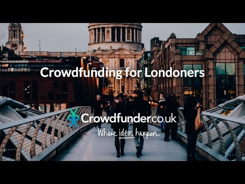 Improving life for Londoners - Introduction to crowdfunding