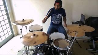 Treasure - Bruno Mars ( Drum cover)