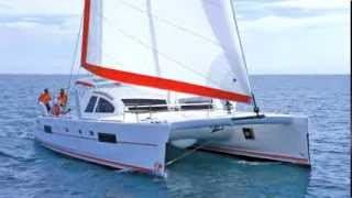 catana catamarans sail range watch a catana 47 sailing at 19 6 knots