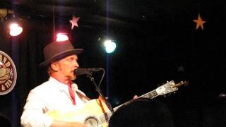 Border Radio, Trouble Bound-Dave Alvin @AC&T 2012