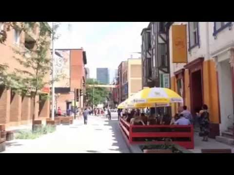 Walk in to china town - Montreal - Raw CC BY-4.0   Version 1