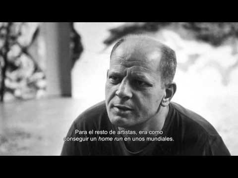 Mural. Jackson Pollock