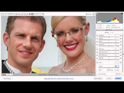 Restore Color To Sky Using A Radial Filter With Jack Davis