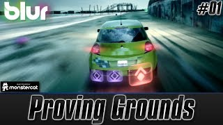 Blur (PS3): Career (Part 1) | Proving Grounds (Shannon)