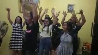 NELLA KHARISMA JOGET ALA TEMON HOLIC HEBOH