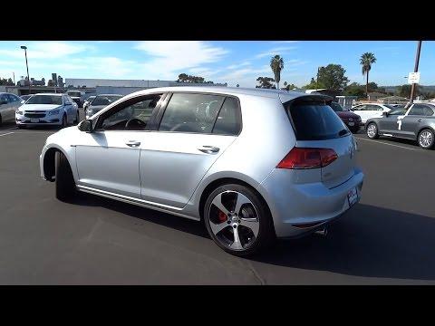 2016 Volkswagen Golf GTI San Diego, Escondido, Carlsbad, Chula Vista, El Cajon, CA 110432