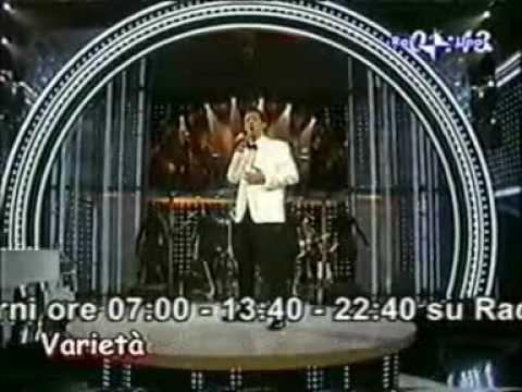 Classic italian song - Nino Manfredi vs Fiorello