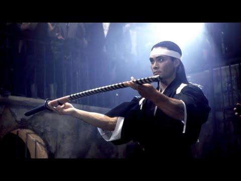 Pure Fight Scenes: (1) American Samurai  Mark Dacascos, David Bradley, John Fujioka