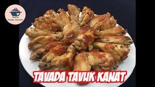 Tavuk Kanat Tarifi | Tavada Kolay Tavuk Kanat Nasıl Yapılır?