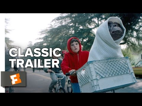 ET The Extra Terrestrial 1982  20th Anniversary  Movie HD